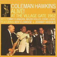Coleman Hawkins: Alive! At The Village Gate 1962 (2 Lps On 2 Cds) + Bonus Tracks
