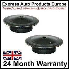 2 x Rear Upper Shock Spring Seat Top Plates VW Golf Mk2 Mk3 PAIR