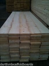 SCAFFOLD BOARDS/PLANKS 3m/10ft UNGRADED £12 EACH. DELIVERY AVAILABLE