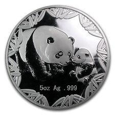 2012 5 oz Silver Panda Philadelphia ANA Coin Show Medal W/Box and COA
