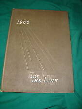 BALL MEMORIAL NURSING SCHOOL INDIANA 1960 YEARBOOK THE LINK