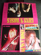 Guns n Roses-Metal Riesenposter Magazin-Made in Germany