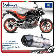 Leovince LV One EVO Terminale scarico Honda NC750 S/X/DCT/ABS 2016>2017