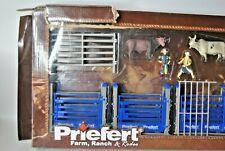 Priefert Toy Bullrider Arena Rodeo 30 piece set in original packaging