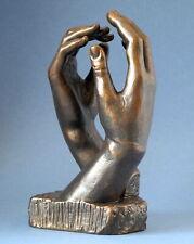 AUGUSTE RODIN Skulptur L/'Âge d/'airain Eherne Zeitalter Parastone Museum RO18