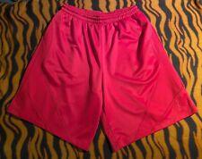 Jordan Vintage Red Basketball Shorts Size XXL