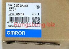 1PC New OMRON CPU Unit CS1G-CPU45H CS1GCPU45H PLC