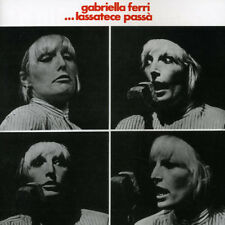 Gabriella Ferri - Lassatece Passa [New CD]