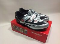 Vittoria Trail Mountain Bike Shoe  Black/Silver NIB