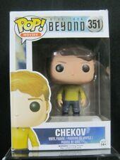 Funko POP! Star Trek Beyond CHEKOV 355 Vinyl Figure NEW