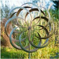 Jonart Designs- Granchester Verdigris Wind Sculpture WINDSPINNER Sp525