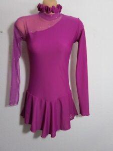 Kürkleid Mod. 149  Sagester  Gr. S (140/146) (Kleid Eiskunstlauf,Rollkunstlauf)