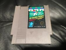 10-Yard Fight (Nintendo Entertainment System, 1985) NES Video Game Football