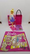 Satz Maxi Mattel BARBIE Girls Dolls Ostern 2017 Italien mit BPZ SDD32 Figur Cake
