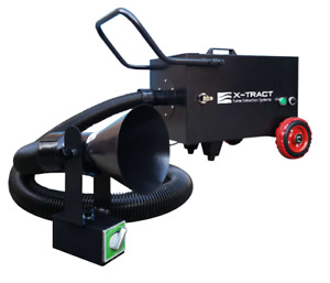 portable Weld fume extractor NEW - CE marked - 240v
