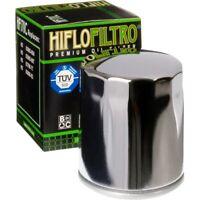 FILTRO OLIO HIFLOFILTRO HARLEY DAVIDSON SPORTSTER 883 (VERSIONE CROMATA)