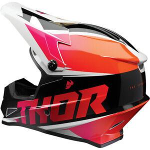 2021 THOR SECTOR MOTOCROSS ATV MX HELMET - PICK SIZE / COLOR