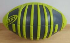 NERF Weather Blitz Football Green & Gray (2012) All Weather Sports