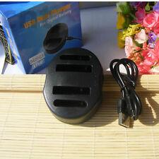 EN-EL5 Camera Battery USB Charger for Nikon Coolpix P500 P510 P80 P5100 P6000