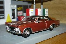 1966 Chevrolet SS Chevelle, 1:43, O Scale, Matchbox Chevy Malibu, New in Box