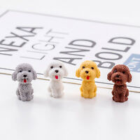 2PC Cute Teddy Dog Eraser Student Stationery Drawing Write Cleaner School Supply