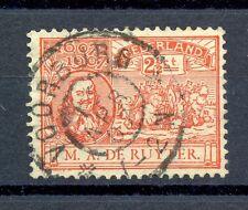 NEDERLAND  # 89 DE RUYTER   GR ST.  = VOORBURG =  PR EX
