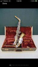 Dolnet / Jean Cartier alto sax ! repadded ready to go !!