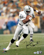 SALE! TIM BROWN AUTHENTIC AUTOGRAPHED SIGNED 16X20 PHOTO OAKLAND RAIDERS PSA/DNA