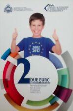 CARTERA 2 EUROS SAN MARINO AÑO 2012