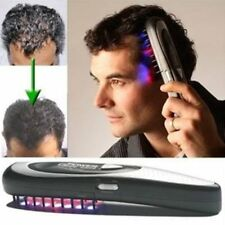 Laser Comb Hair Growth Loss Regrowth Treatment Infrared Stimulator Care Kit UK