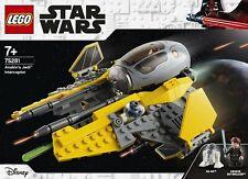 Lego Star Wars 75281 - Anakin's Jedi Interceptor - Lego Set (Brand New & Sealed)