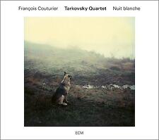 NUIT BLANCHE - TARKOVSKY QUARTET (VIVALDI/FRANCOIS COUTURIER) CD NEU