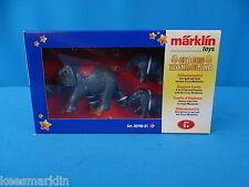 Marklin 00790-01 Elephant Family CIRCUS MONDOLINO