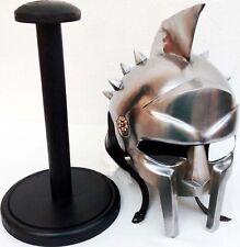 Gladiator Movie Maximus Helmet Roman Sparatn Larp Helm With Inner Leather ps@3