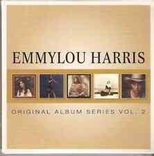 5-CD-Emmylou Harris/ Original Album Series Vol 2/ 2013