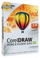 CorelDRAW Home Student Suite X6, Up to 3 Users PC