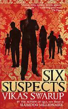 Six Suspects: Detective Fiction, Swarup, Vikas, New Book
