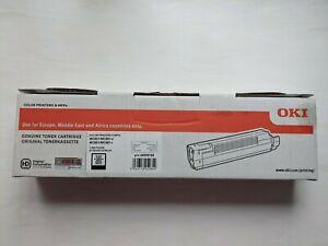 OKI Original Black Toner Cartridge 44059168 New Sealed MC851 MC851+ MC861