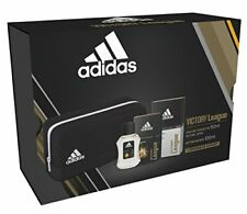 Confezione Regalo adidas Victory League edt 50ml AS 100ml Toiletry (h7o)