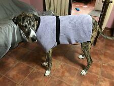 Purple Wrap Dog Sweater XXL