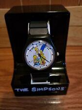 The Simpsons Unisex Wristwatch,  Matt Groening NIB