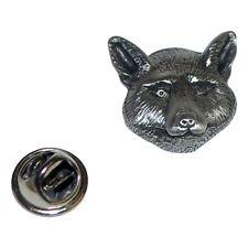 Cabeza de Fox Insignia Pin de solapa en estaño británicos xdhlp 1127