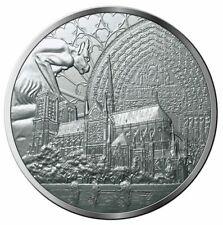 NOUVEAU ! PRÉVENTE / Médaille pour la reconstruction de NOTRE DAME DE PARIS 2019