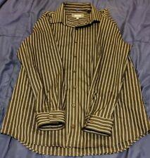 Kenneth cole reaction dress shirt slim fit size Large 16 32-33