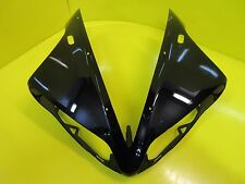 NEW GENUINE YAMAHA YZF R1 UPPER COWL FAIRING 04-06 RAVEN YZFR1 05 2004 2005 2006