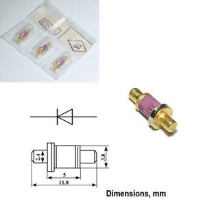 Gunn Oscillator GaAs Diode 5.2 - 8.2GHz 70mW 3A705B USSR