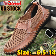 New listing Men's Outdoor Hiking Shoes Casual Athletic Running Walking Sneakers Size:6.5-14