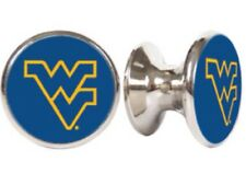 WEST VIRGINIA MOUNTAINEERS DRAWER PULLS / CABINET KNOBS