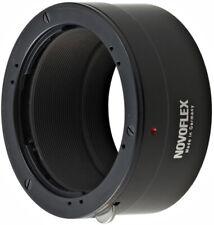 Novoflex Adapter from Sony Nex/E-Mount on Contax Lens