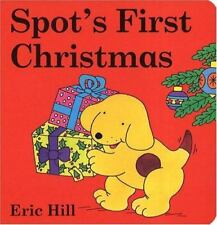 Spots First Christmas board book